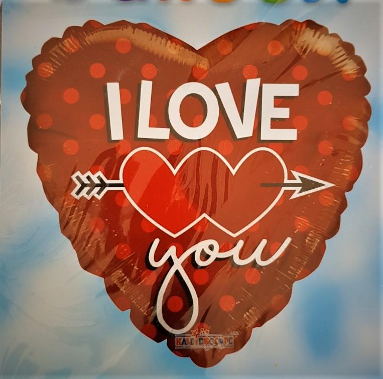 בלון אהבה באנגלית