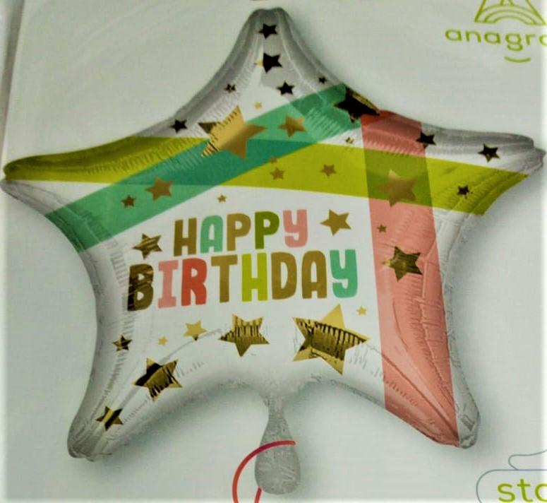 בלון יום הולדת אנגלית 2