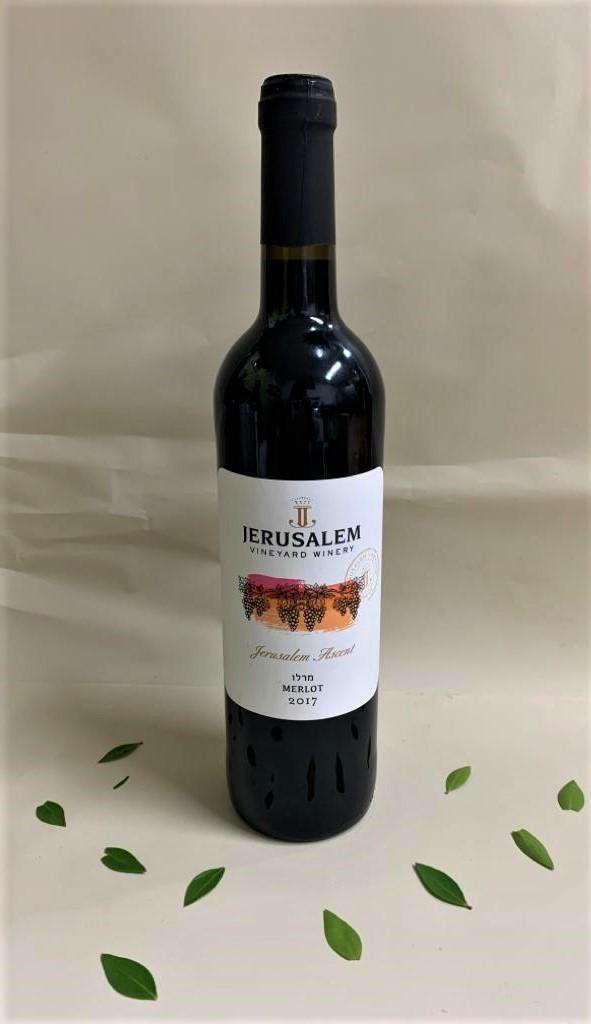 יין מרלו יקב ירושלים