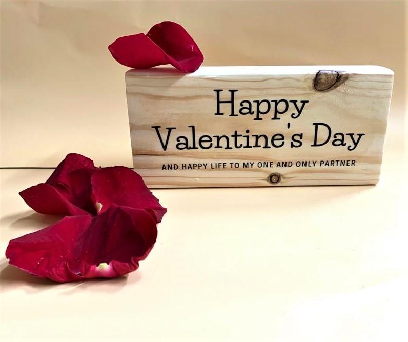 בלוק עץ אלון: יום האהבה